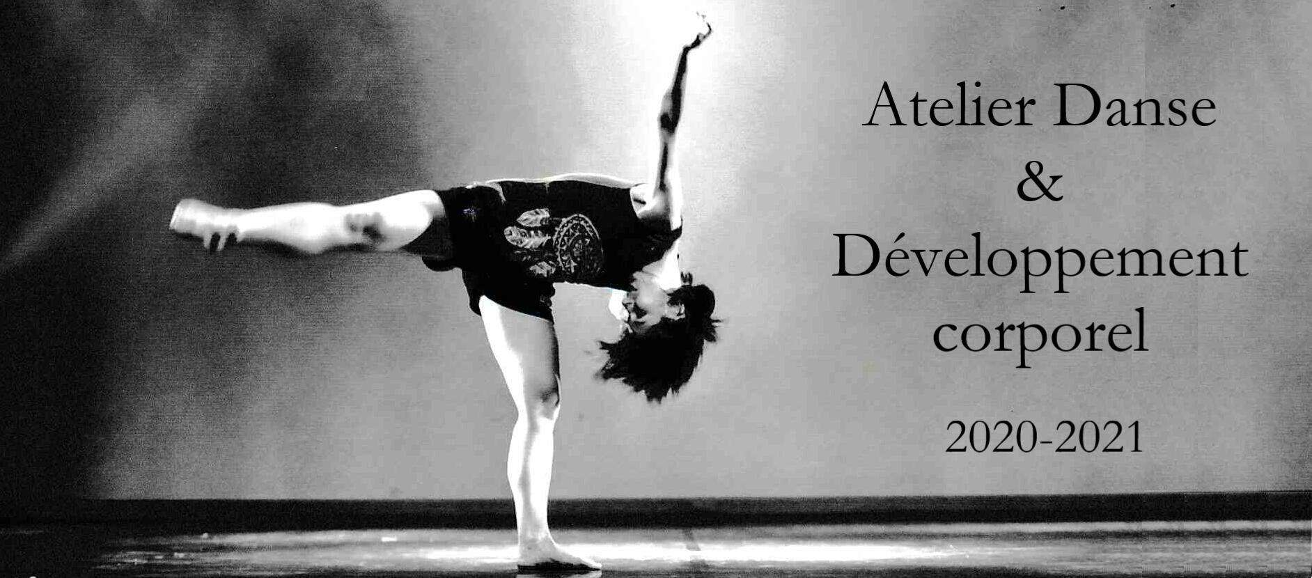 Actu : Atelier Danse & Developpement corporel